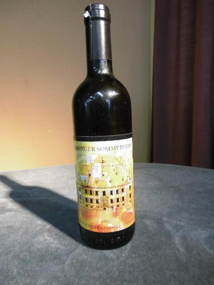 1 Flasche Ebringer Sommerberg 1993, Muskatelle