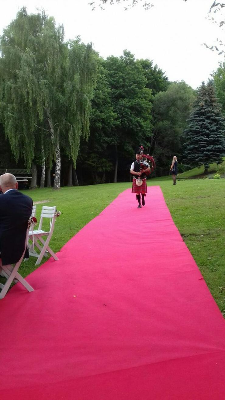 Bild 5: Wedding Piper - Hamburg - Dudelsackspieler
