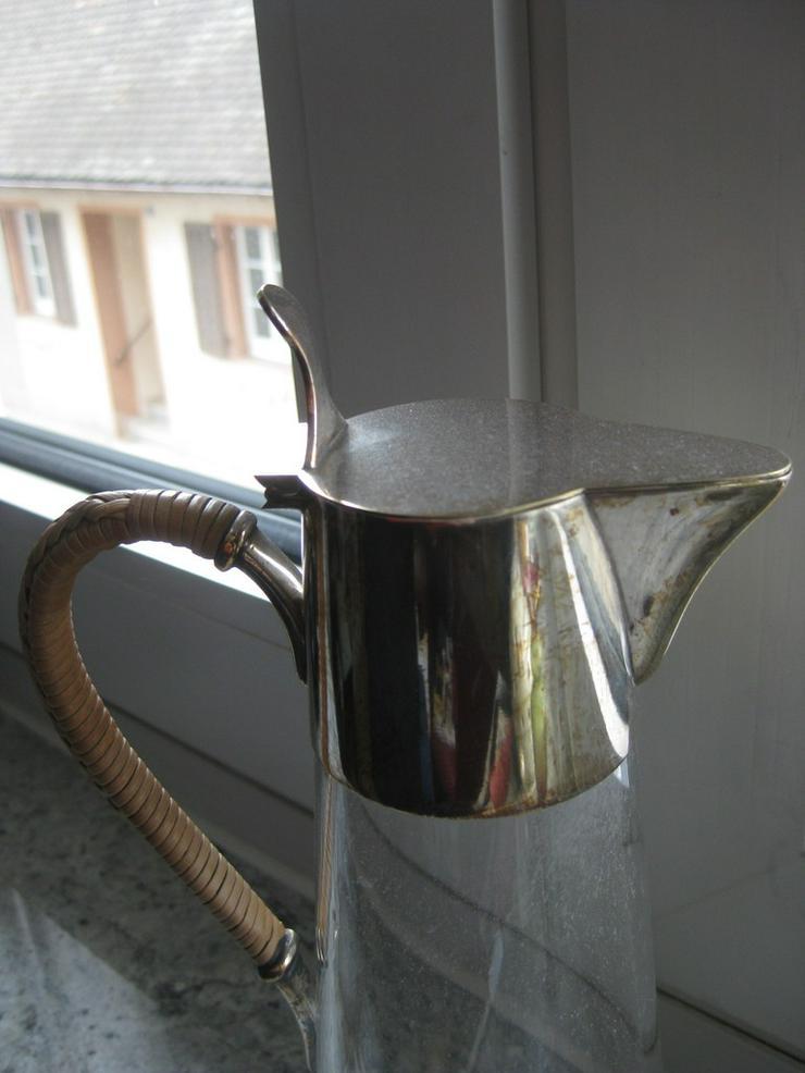 Bild 3: Karaffe aus Glas