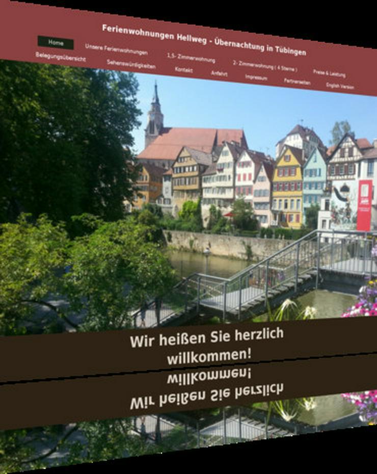 Ferienwohnungen Hellweg - Tübingen