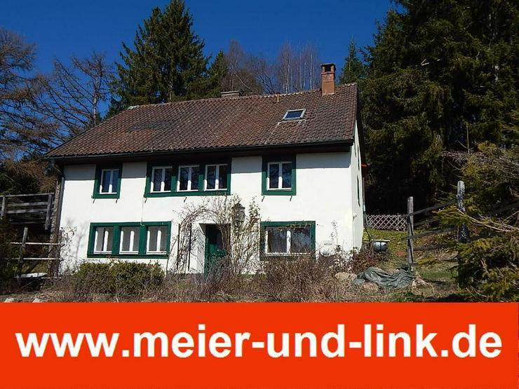 Wecken Sie dieses Haus aus dem Dornröschenschlaf - Haus kaufen - Bild 1