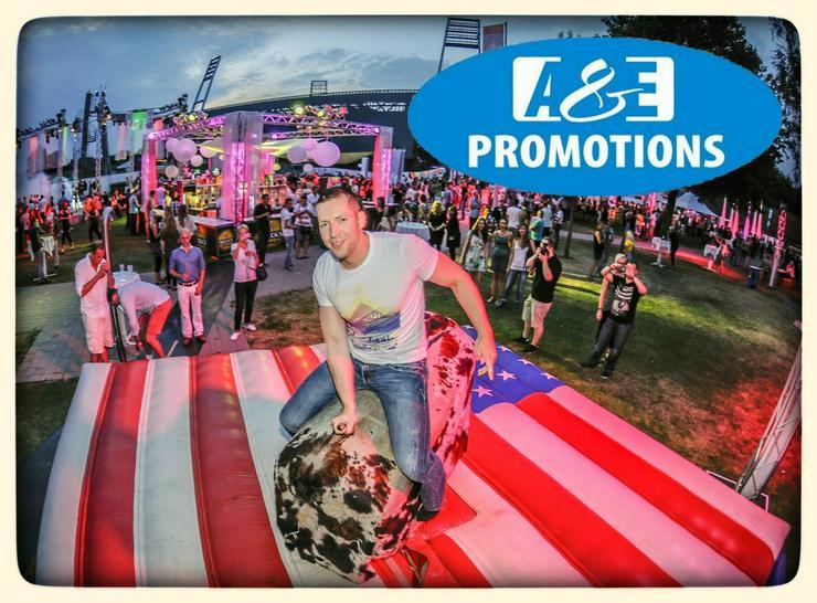 bullenreiten verleih bremen oldenburg meppen - Party, Events & Messen - Bild 1