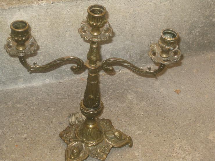 3-armiger Kerzenständer