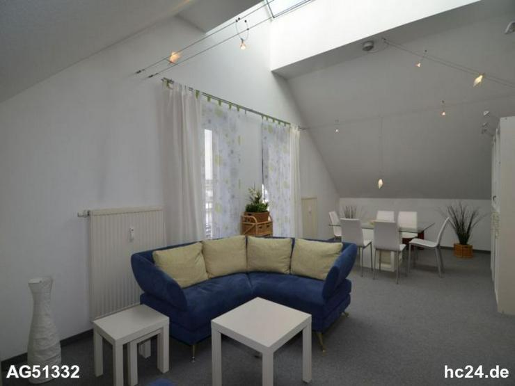 Bild 2: *** sehr schöne möblierte 3-Zimmerwohnung mitten in Ulm