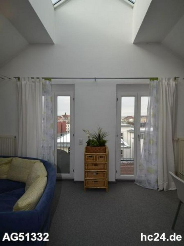 *** sehr schöne möblierte 3-Zimmerwohnung mitten in Ulm - Wohnen auf Zeit - Bild 4