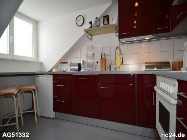 Bild 6: *** sehr schöne möblierte 3-Zimmerwohnung mitten in Ulm