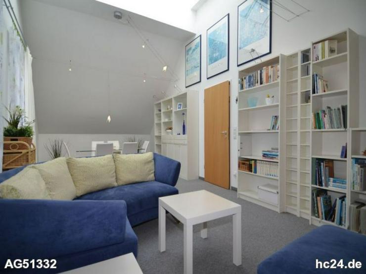 Bild 1: *** sehr schöne möblierte 3-Zimmerwohnung mitten in Ulm