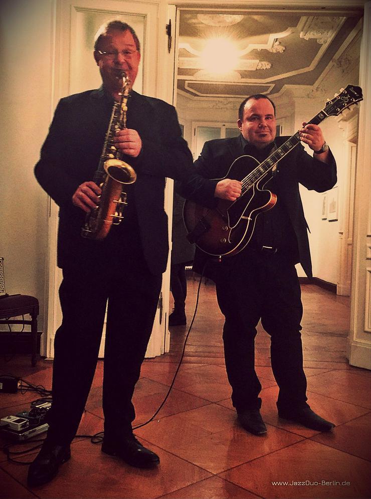 Bild 2: Saxophon & Gitarre Livemusik JazzDuo