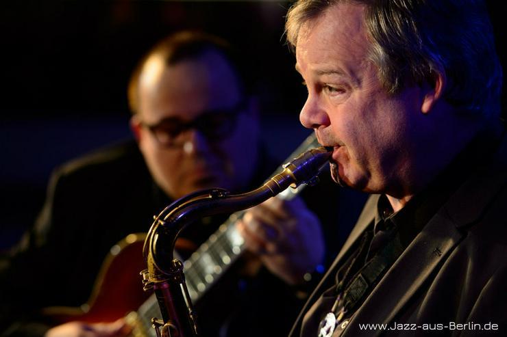 Bild 6: Saxophon & Gitarre Livemusik JazzDuo
