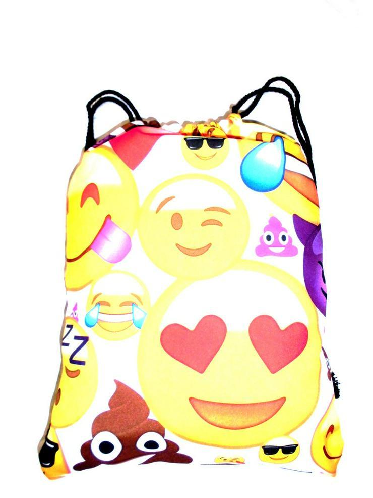 Neuer Gym Bag-Hypster Bag-Sportbeutel-Emojis