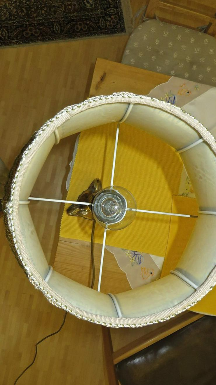 Bild 3: Messing Stehlampe