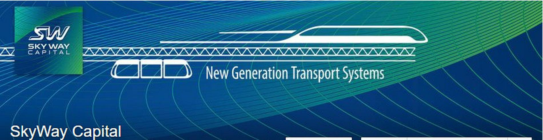 Bild 2: SKYWAY - Die / IHRE Investition in die Zukunft