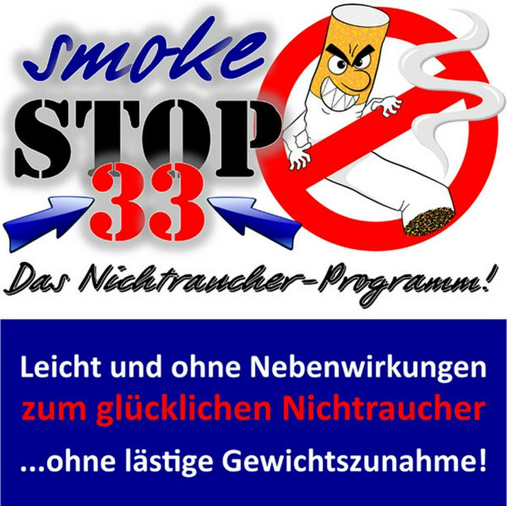 Endlich Rauchfrei mit smokeSTOP33