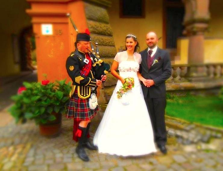 Bild 12: Dudelsackspieler für Hochzeit und Geburtstag