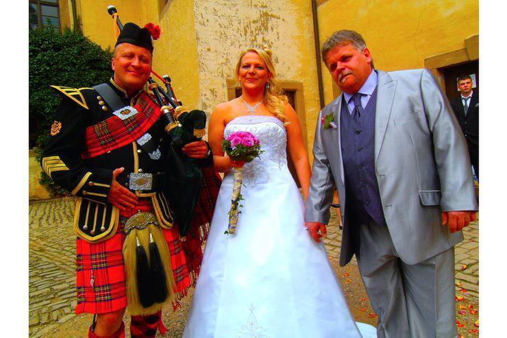 Bild 15: Dudelsackspieler für Hochzeit und Geburtstag