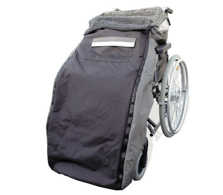 Schlupfsack für Rollstuhlfahrer von Pellis Med-