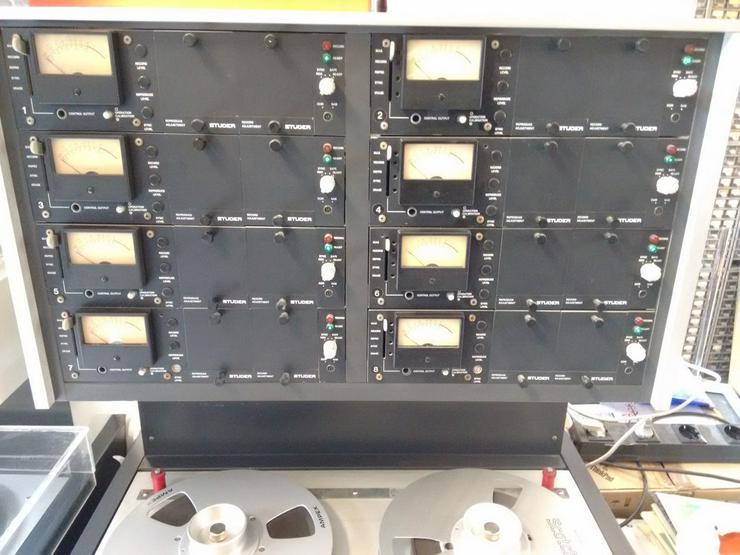 Studer A80/VU Master Recorder 8-Kanal