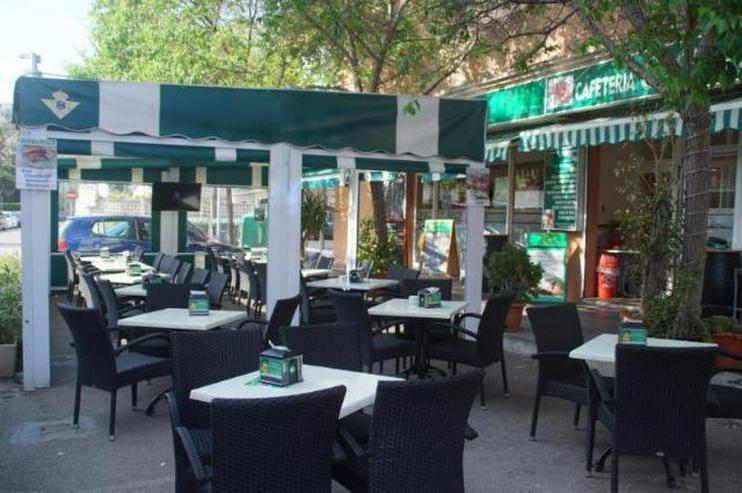 MIETE / TRASPASO: Traditionelle spanische Tapas-Bar/Cafeteria/Restaurant