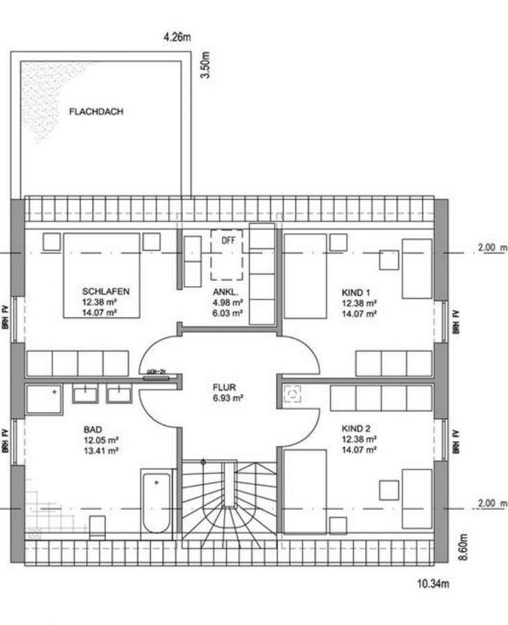 Bild 3: Modernes Einfamilienhaus in ruhiger Lage in Siegen