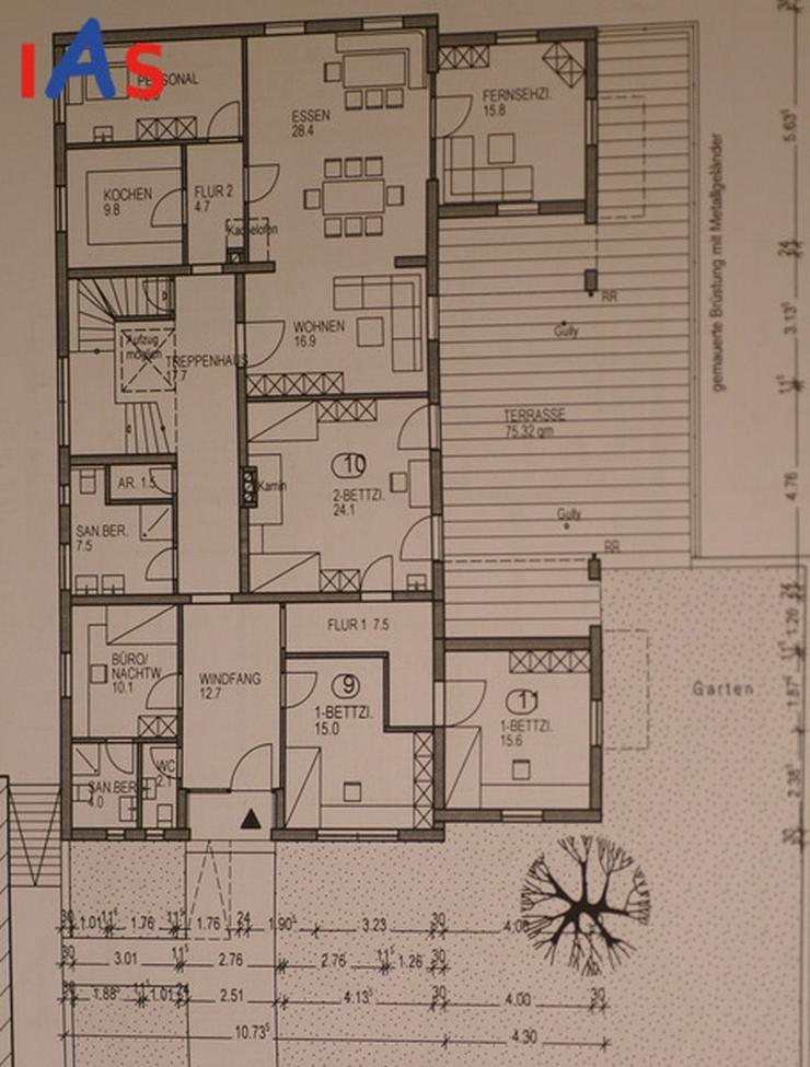 Exclusive Villa mit Geschäftsräumen - für den gehobenen Anspruch!