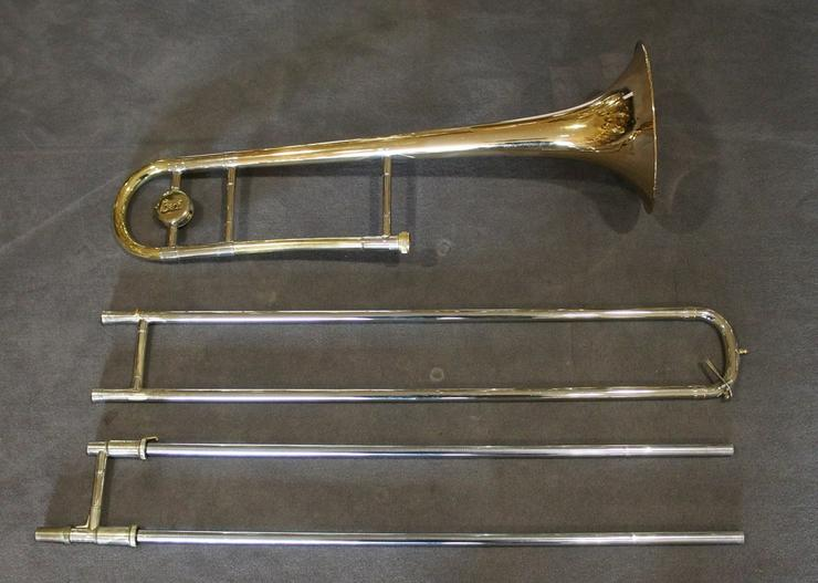 Bild 5: Bach Stradivarius 36 G Tenor - Posaune