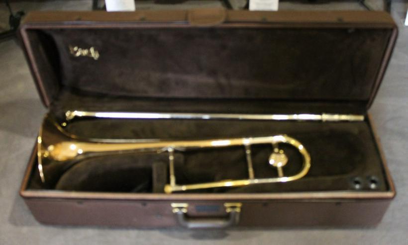 Bild 6: Bach Stradivarius 36 G Tenor - Posaune
