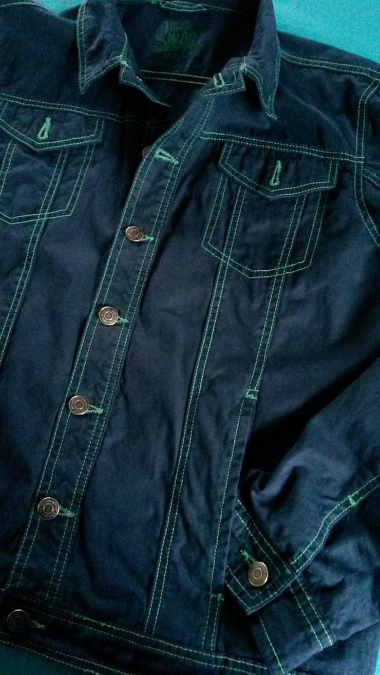 Jeansjacke - dunkelblau, Gr. M