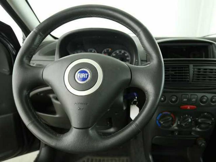 Bild 5: Fiat Punto 1.3 Multijet Start Klimaanlage Nebel ZV