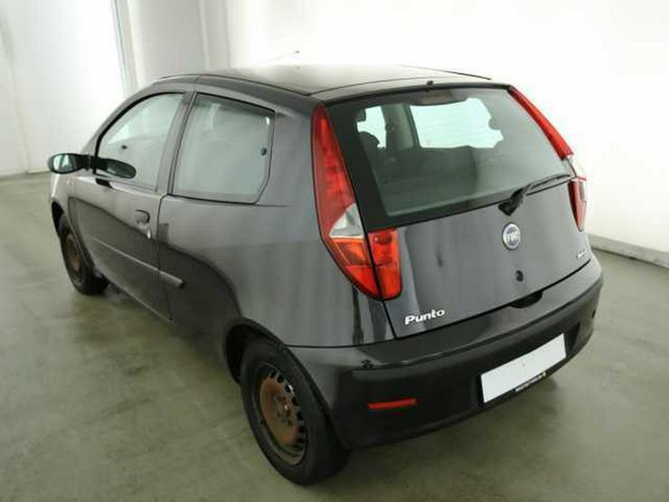 Bild 2: Fiat Punto 1.3 Multijet Start Klimaanlage Nebel ZV