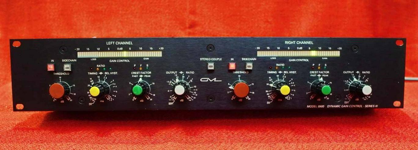 GML Model 8900 Dynamic Gain Control