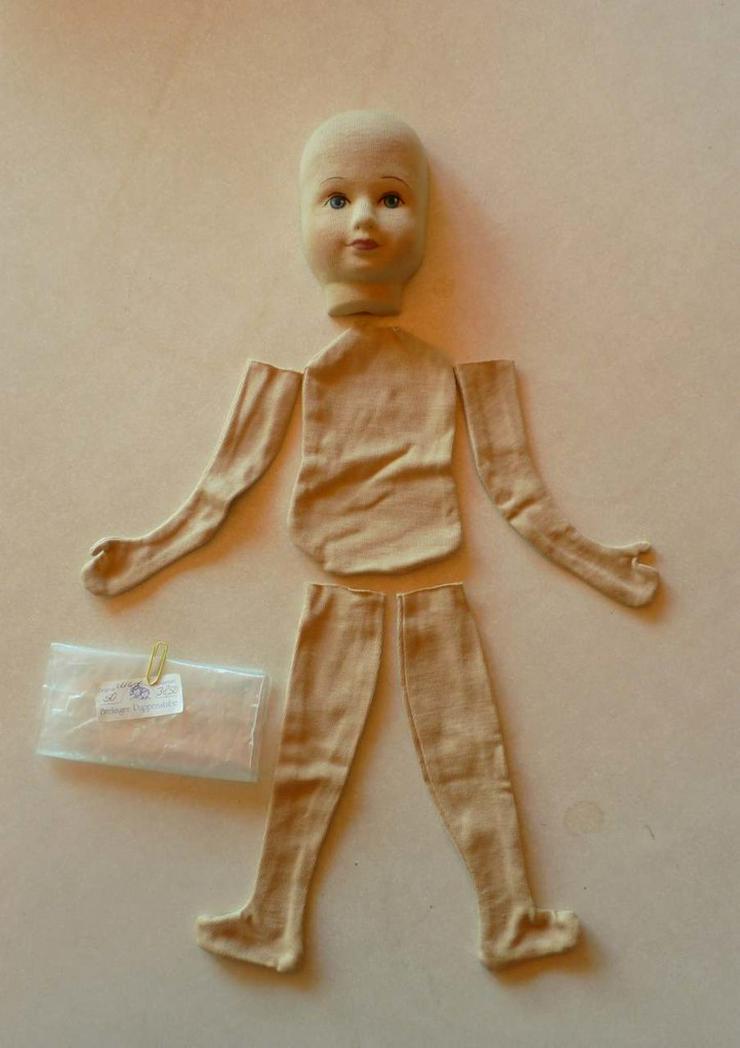Puppen-Strumpfpuppen Rohlinge Modell Max ,