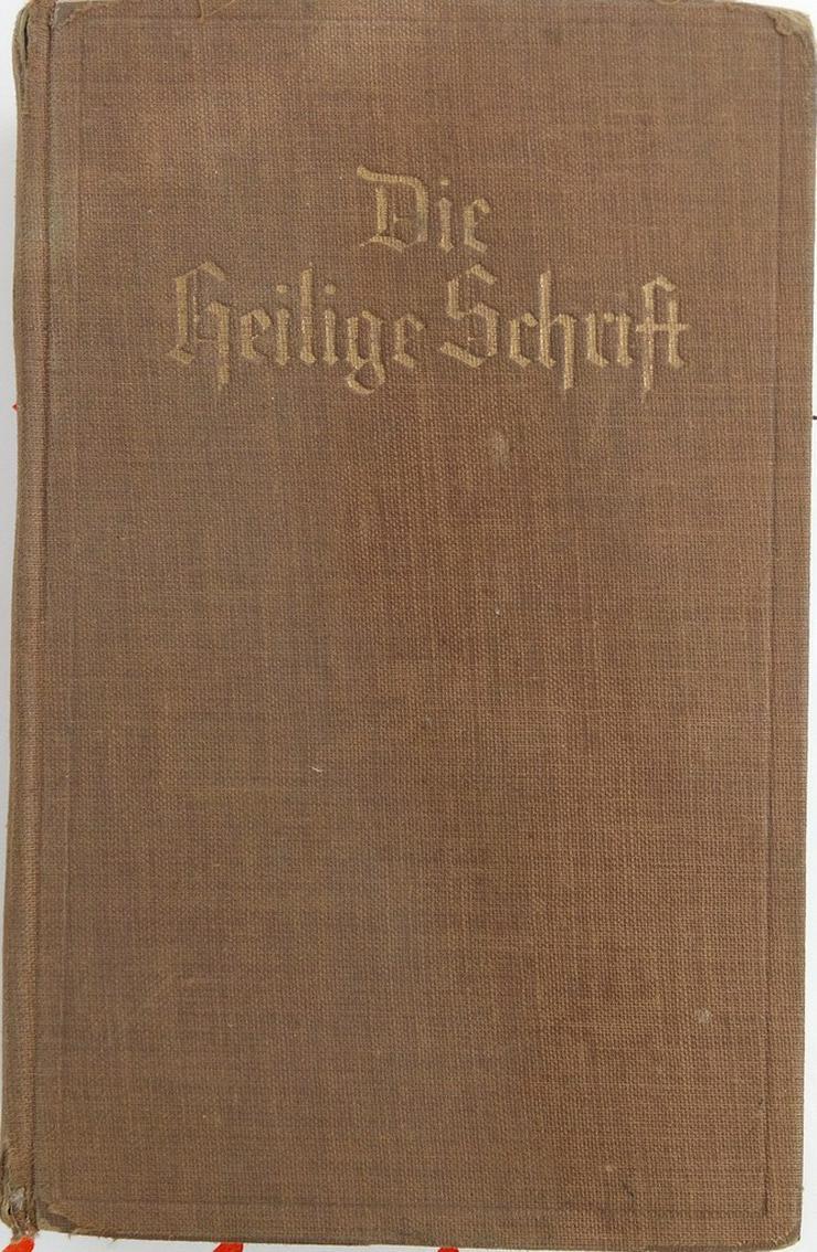Bibel Heilige Schrift Alten u.Neuen Testament
