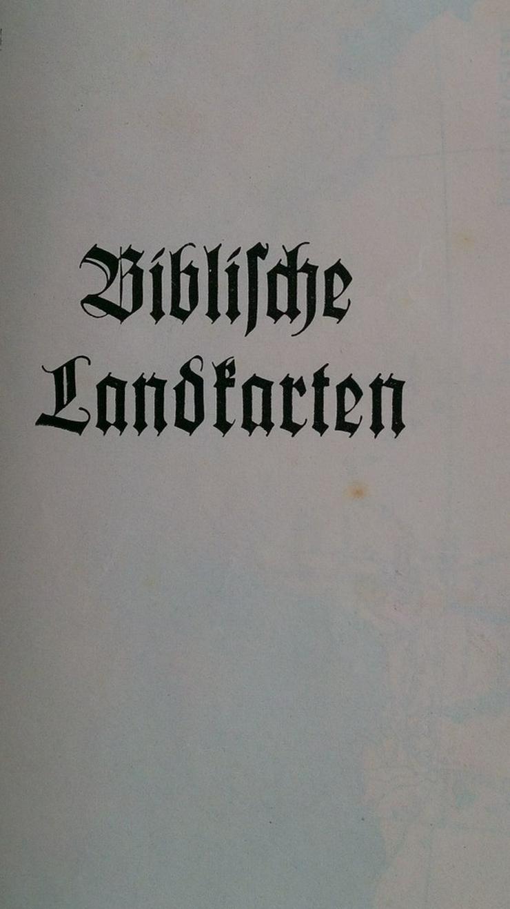 Bild 5: Bibel Heilige Schrift Alten u.Neuen Testament