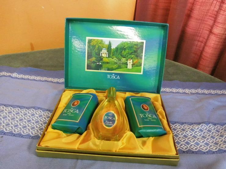 Rarität, Geschenkpackung 4711 Tosca Eau de Col