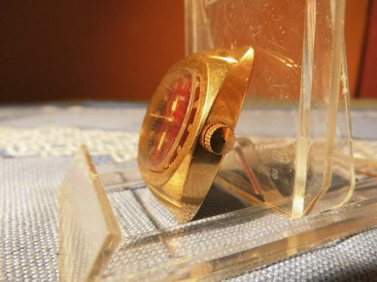 Bild 3: Herrenarmbanduhr Marke Slava / mechanische Uhr