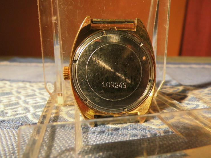 Bild 5: Herrenarmbanduhr Marke Slava / mechanische Uhr
