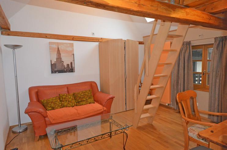 Möbliertes Maisonette-Zimmer für 1-2 Personen