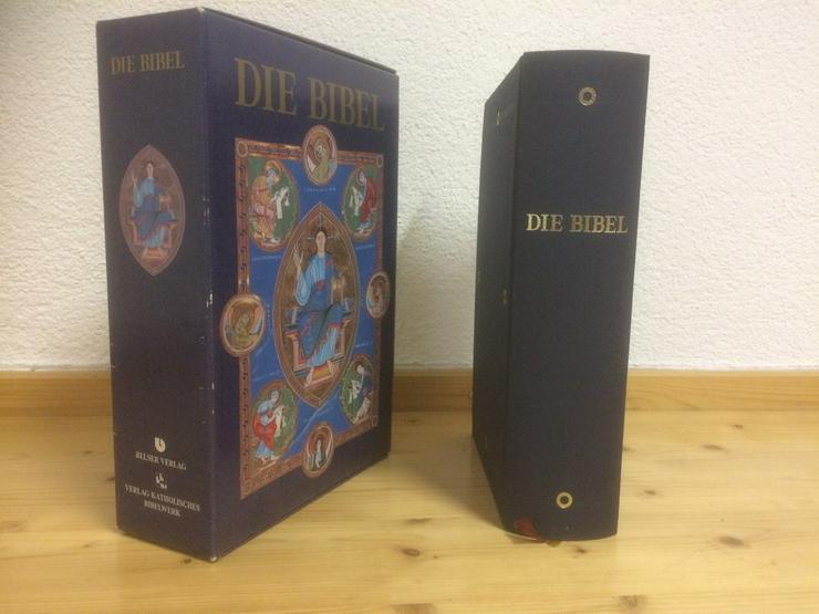 Bild 2: Bibel, Belyser Verlag, 1996.