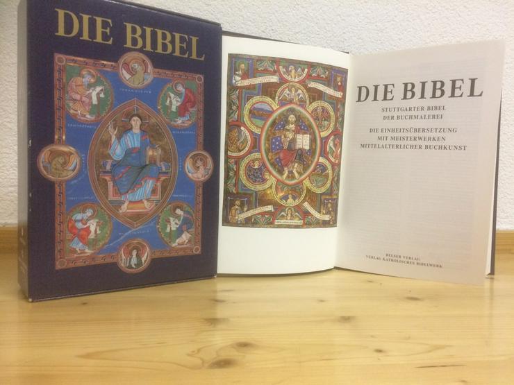 Bild 3: Bibel, Belyser Verlag, 1996.