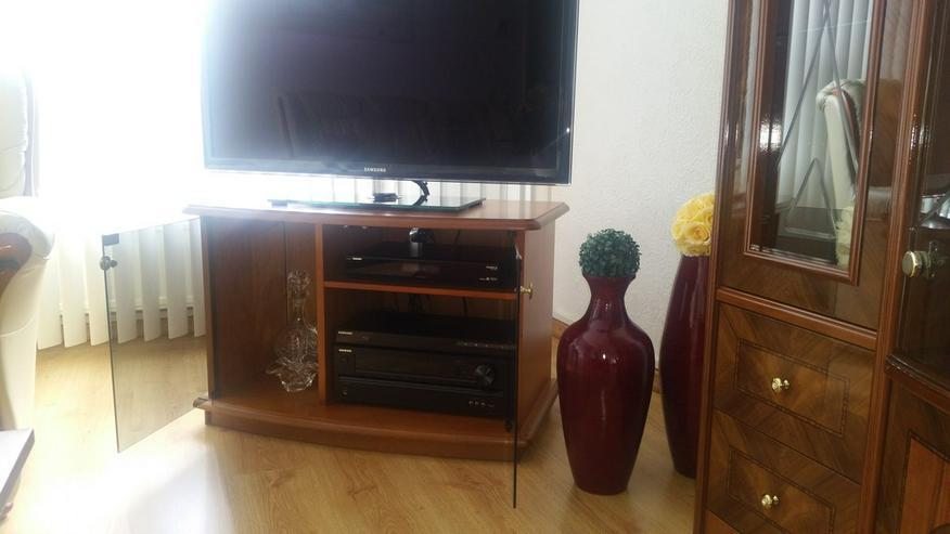 TV möbel nussbaum