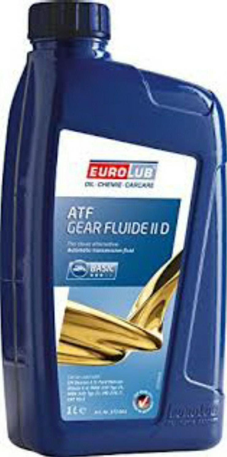 EUROLUB Automatik-Getriebeöl ATF - NEU !