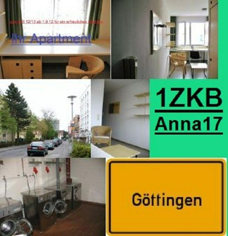 Bild 3: 1-BHK Apartment Goettingen