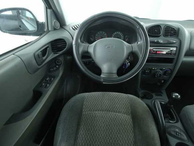 Bild 5: HYUNDAI Santa Fe 2.4 4WD Klima 1.hand Alu