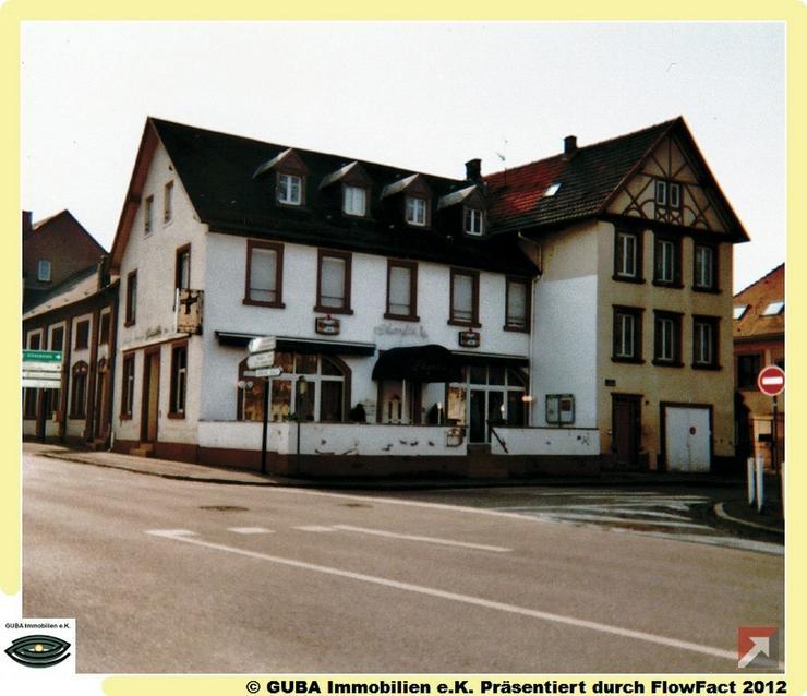 Haguenau: großzügige Gaststätte mit Veranstalltungssaal und 3 Wohneinheiten - Gewerbeimmobilie kaufen - Bild 1