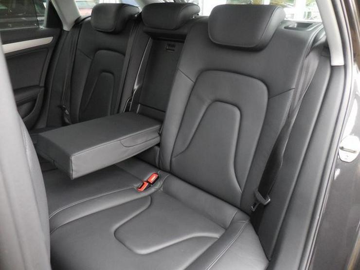 Bild 5: AUDI A4 2.0 TDI Av >S-Line< Klimaaut NAVI Leder 19Alu