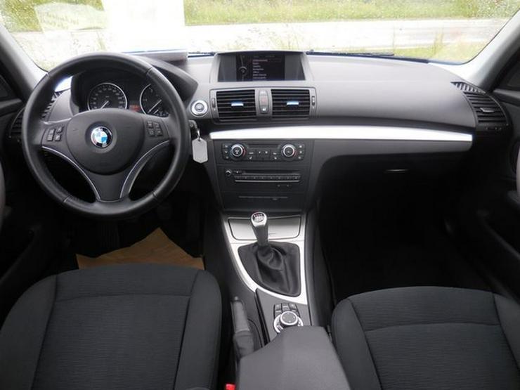 Bild 3: BMW 120d 5-tür Klimaaut eSDach NAVI Bluet PDC Xenon