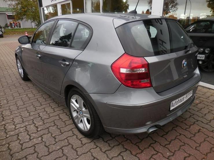 Bild 2: BMW 120d 5-tür Klimaaut eSDach NAVI Bluet PDC Xenon