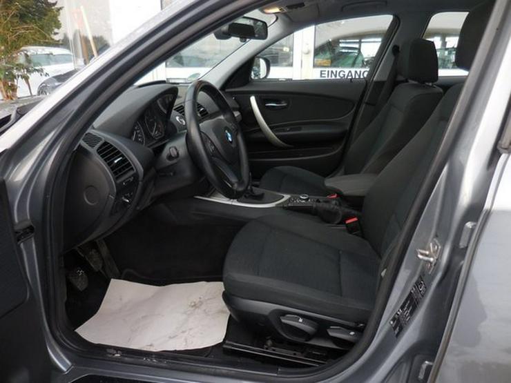 Bild 4: BMW 120d 5-tür Klimaaut eSDach NAVI Bluet PDC Xenon