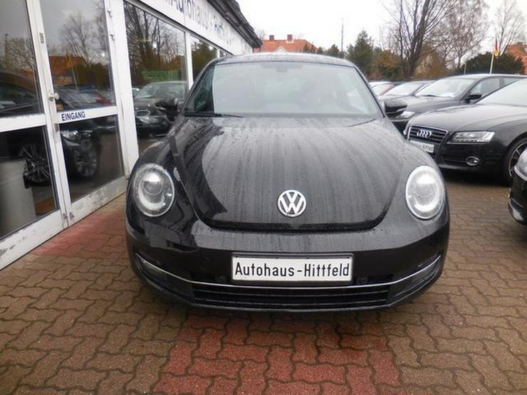 Bild 13: VW Beetle 2.0TDI >Design< Leder Pano NAVI Xen 18Alu
