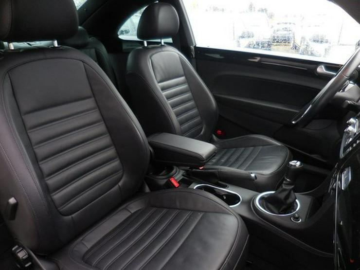 Bild 8: VW Beetle 2.0TDI >Design< Leder Pano NAVI Xen 18Alu